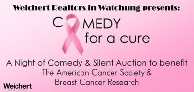 'Comedy for a Cure' July 25 in Watchung