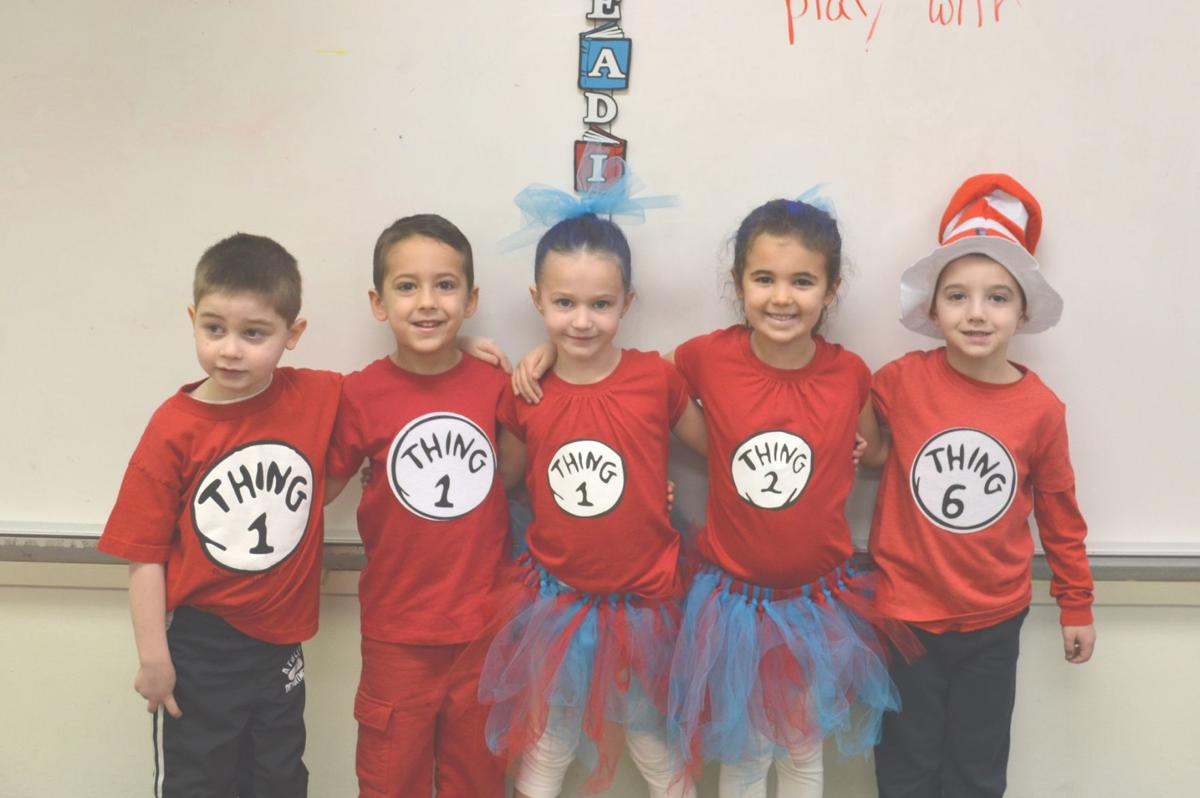 Read Across America Week at Gillette School