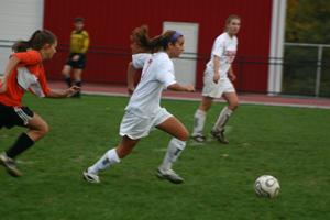 Bernards Girls Soccer - Mountaineers post winning mark on strong start