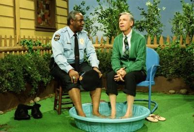 FRANCOIS CLEMMONS AND MR. ROGERS