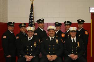 Cedar Grove Fire Department officers named