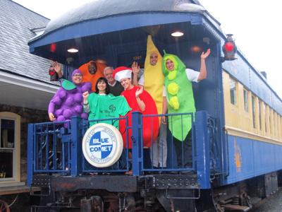 All Aboard for Wellness, Fitness & Fun