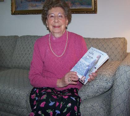 Age no barrier for prolific author