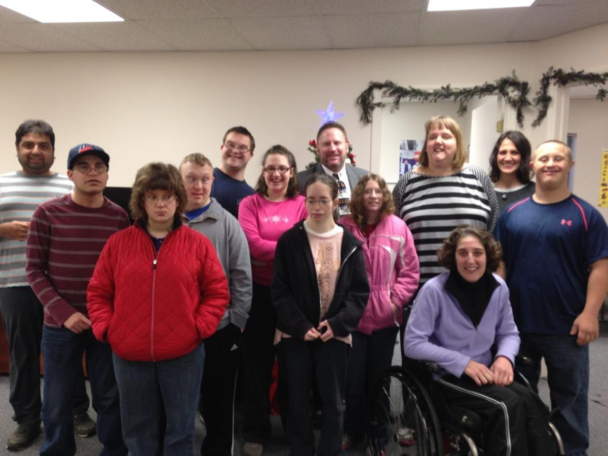 Adults With Special Needs 103