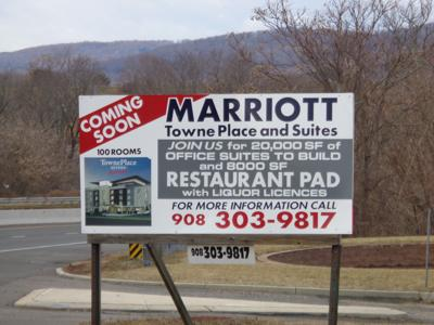 Marriott Hotel coming to long vacant to on Route 31 in