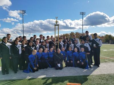 Montville Township High School Marching Band lands top spot