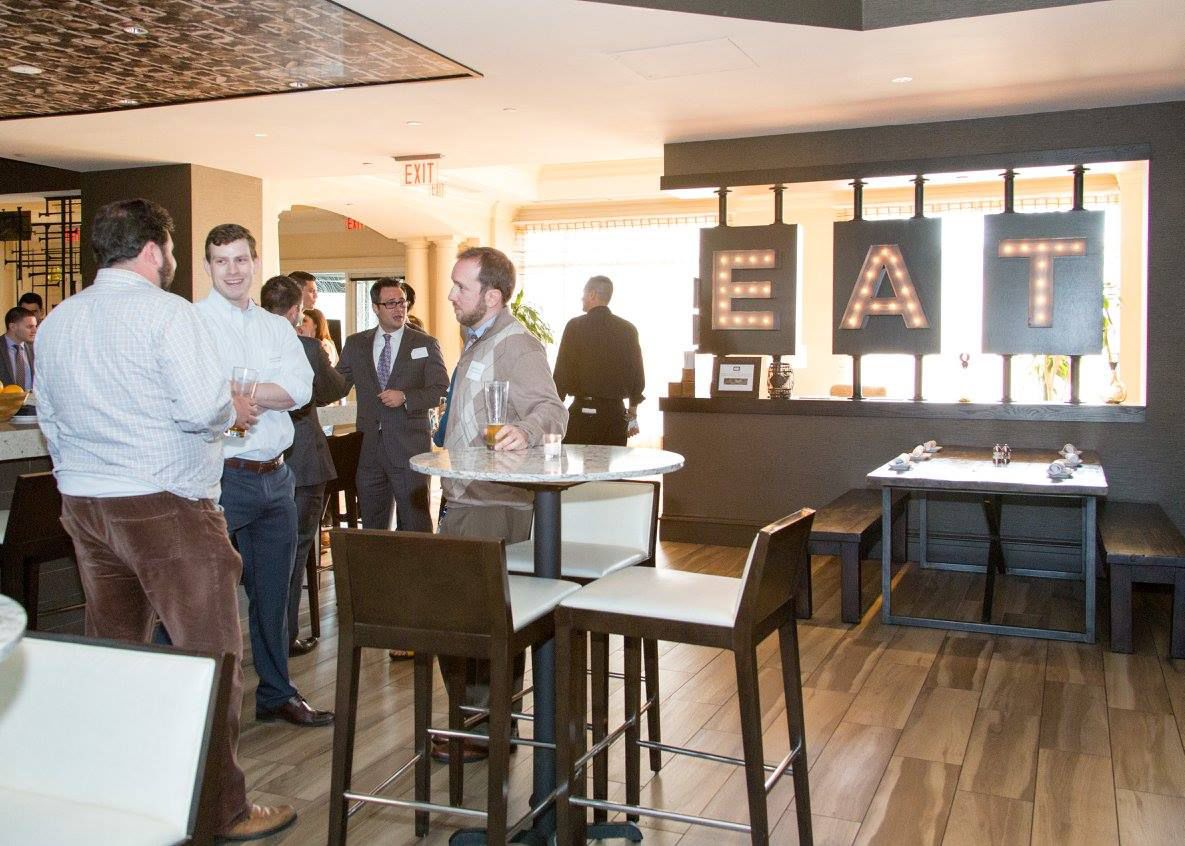 Young Professionals newtorking event