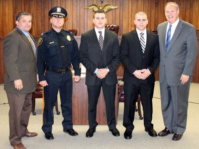 West Caldwell Police increases ranks