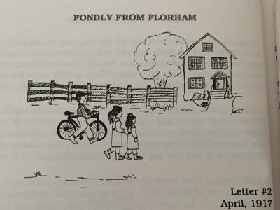 FONDLY FROM FLORHAM