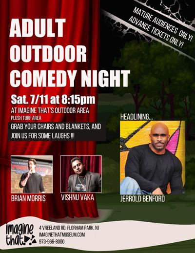 Stand up Comedy!