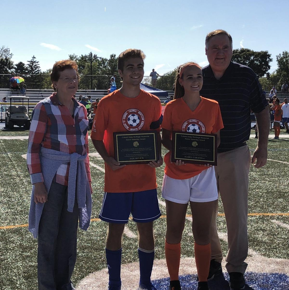 Col. John McHugh Memorial Awards