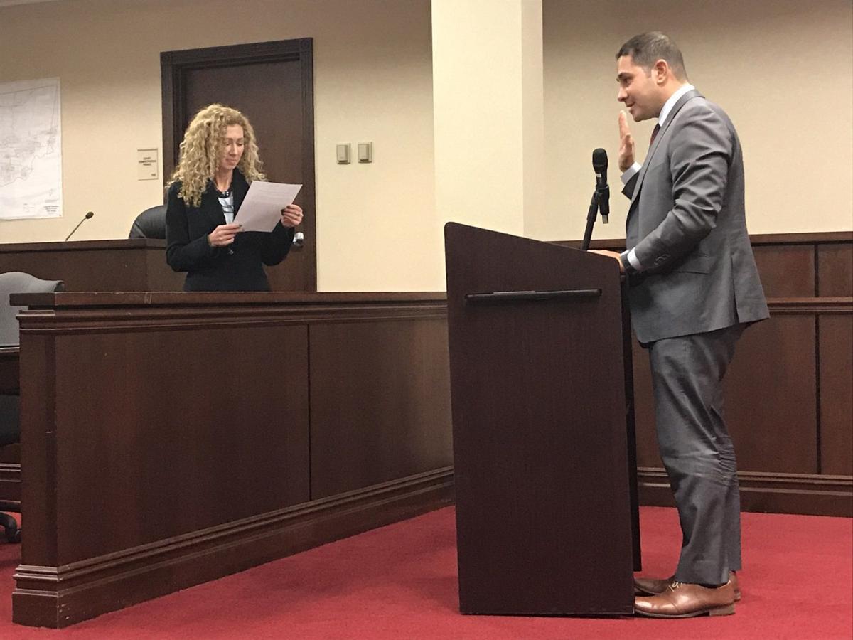 Long Hill school board appoints D'Jamoos to fill vacancy