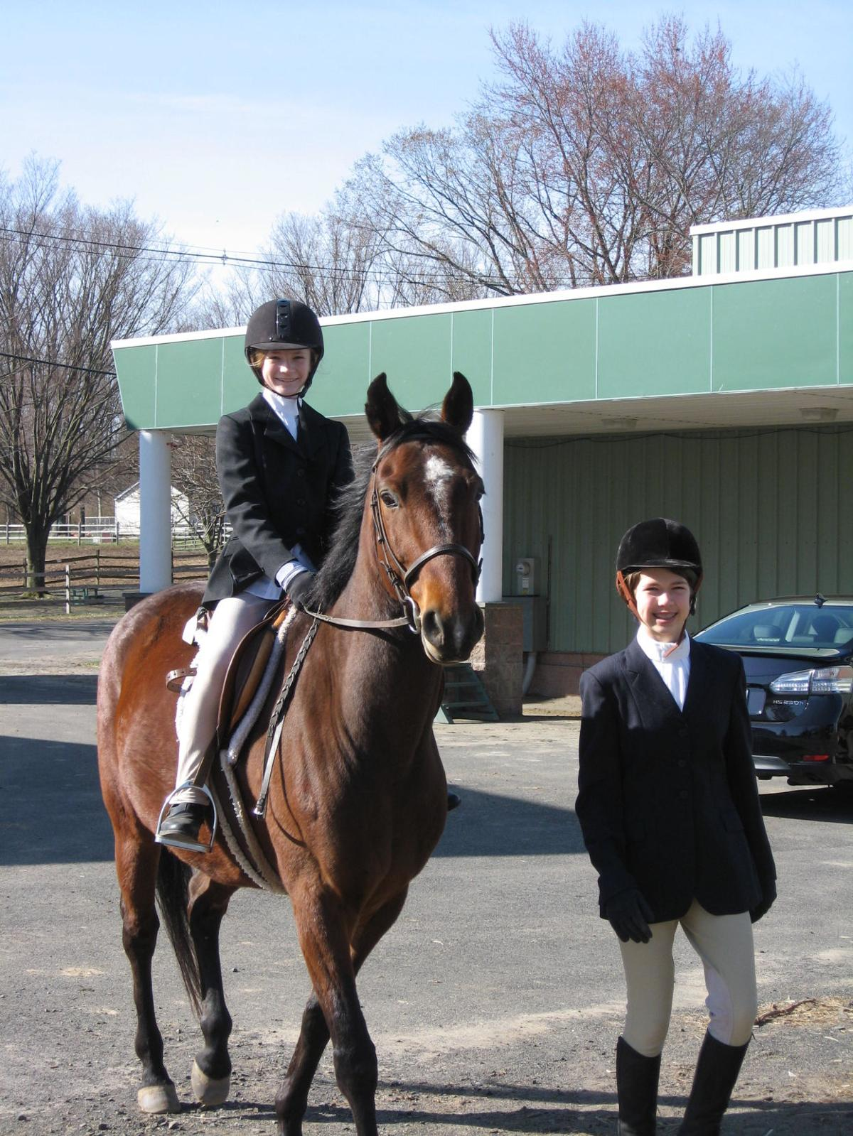 Lord Stirling Stable Dressage Show March 11, 2018