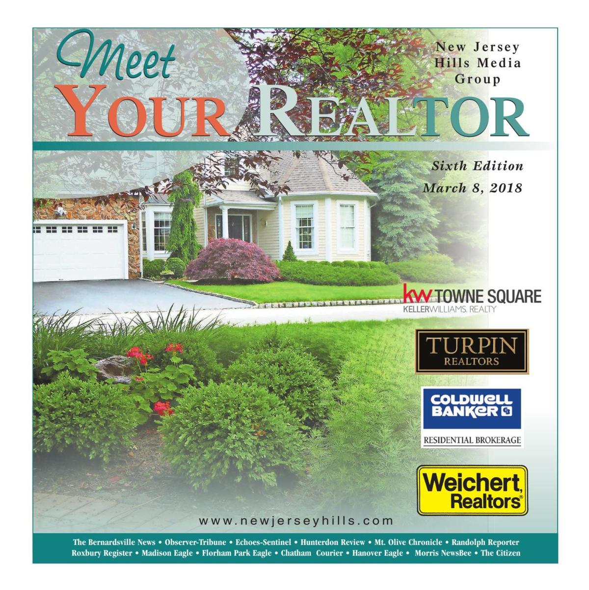 Meet Your Realtor - March 8, 2018