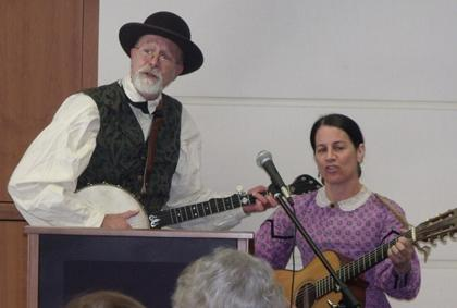 Lincoln's 200th birthday celebration draws a crowd to West Caldwell library