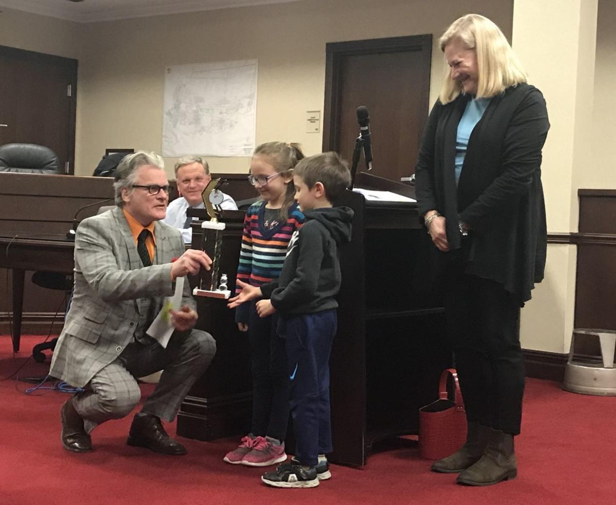 Long Hill children earn trophies for creative summer snowmen
