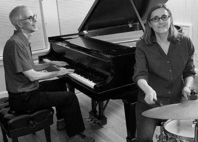 Gardens of WhittemoreCCC will present Dan Crisci & Ginny Johnston in concert on Thursday, Aug. 26
