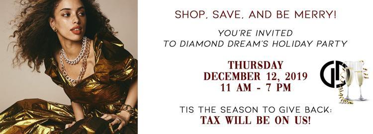 Diamond Dream Holiday Party!