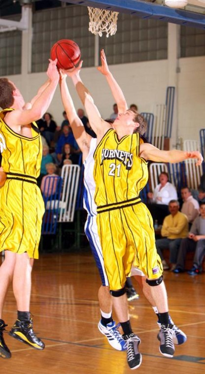 Hornets rebound into States with a bang