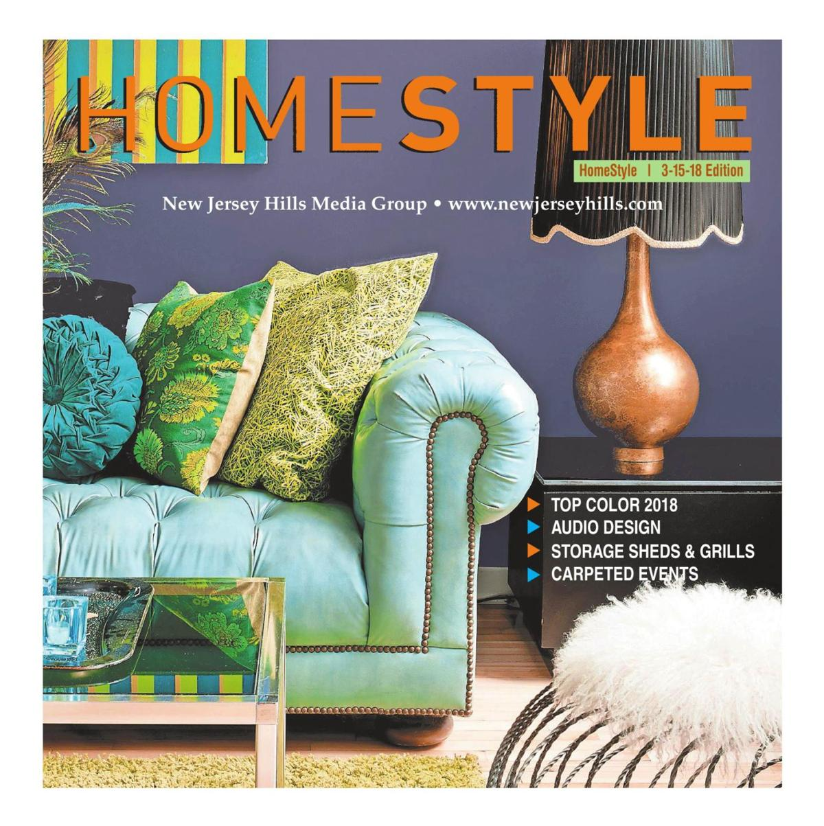 Homestyle - March 15, 2018