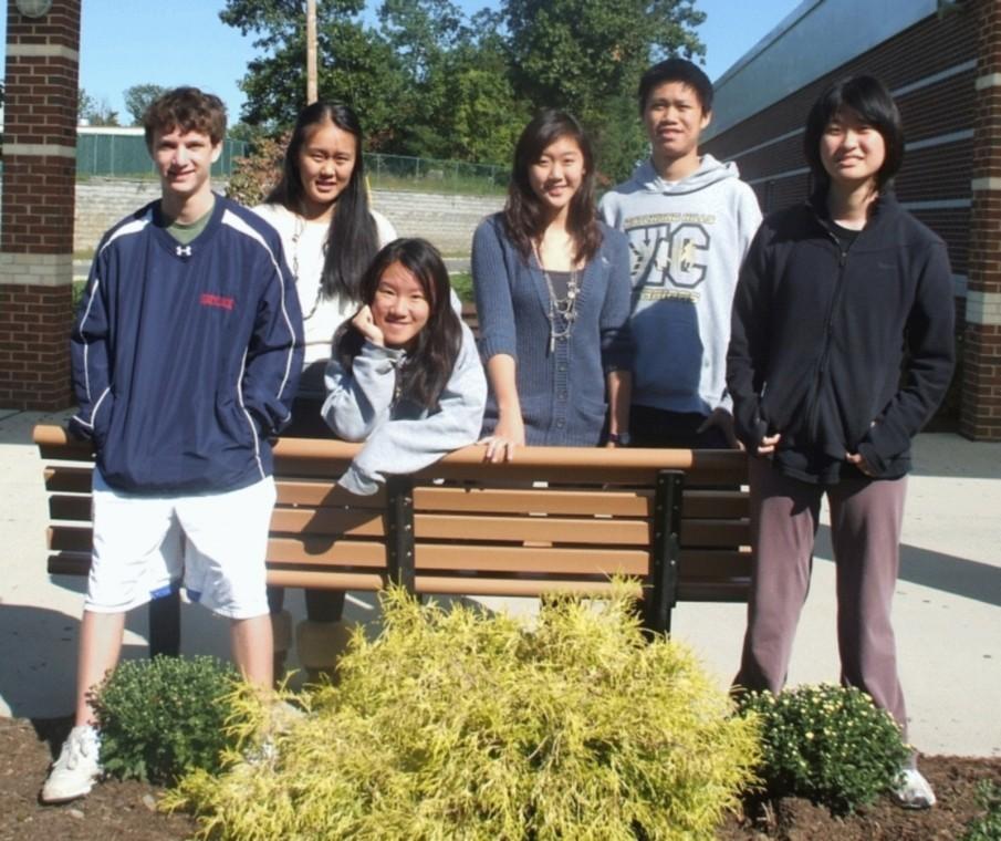 Seven seniors at Watchung Hills Regional High School