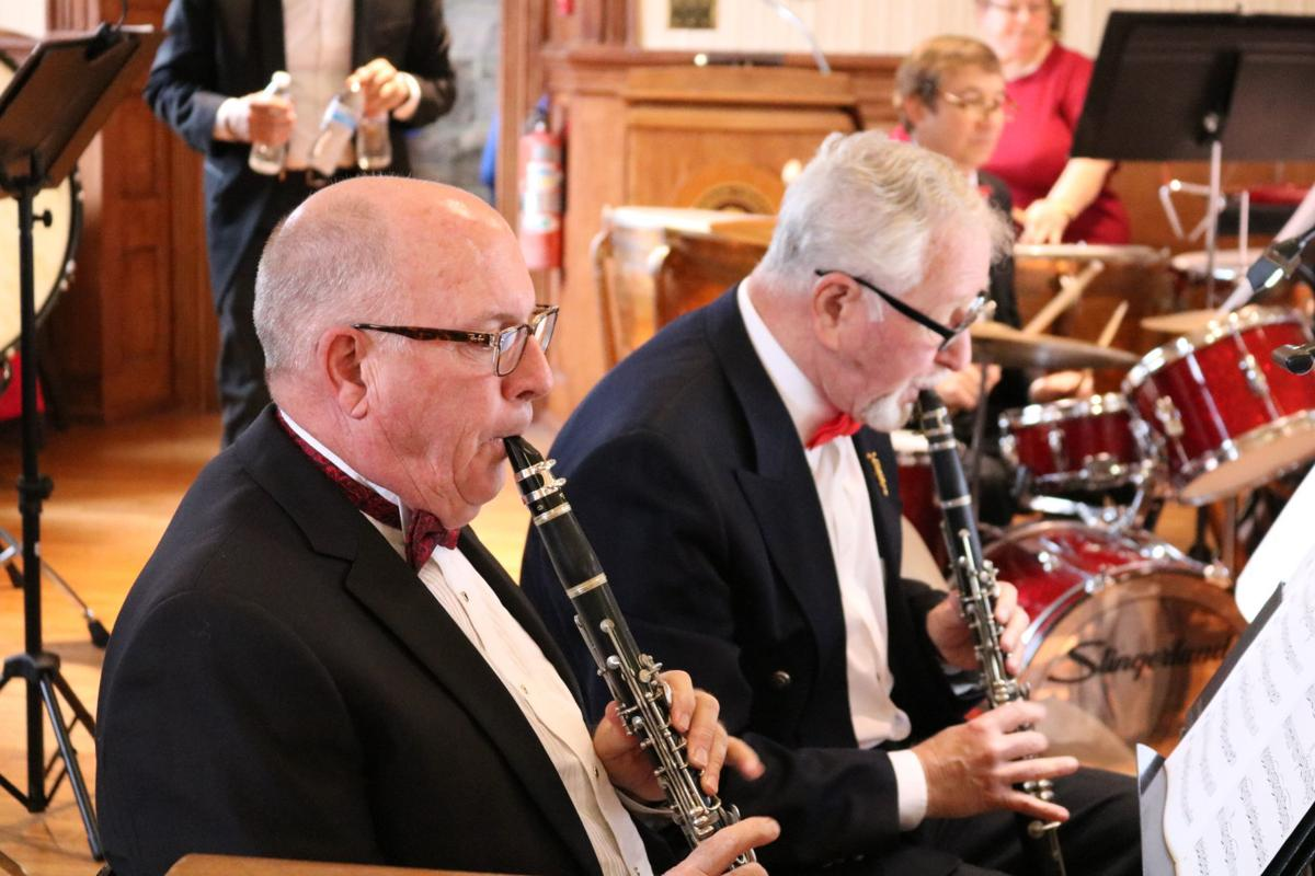 Whitehouse Wind Symphony presents free holiday concerts during December