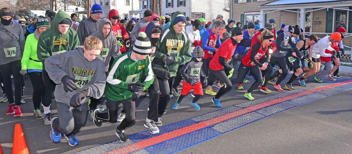 Clinton's 6th annual Run O' the Mill 5K returns on Saturday, March 10