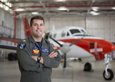 Whitehouse Station native trains next generation of U.S. Naval Aviation Warfighters