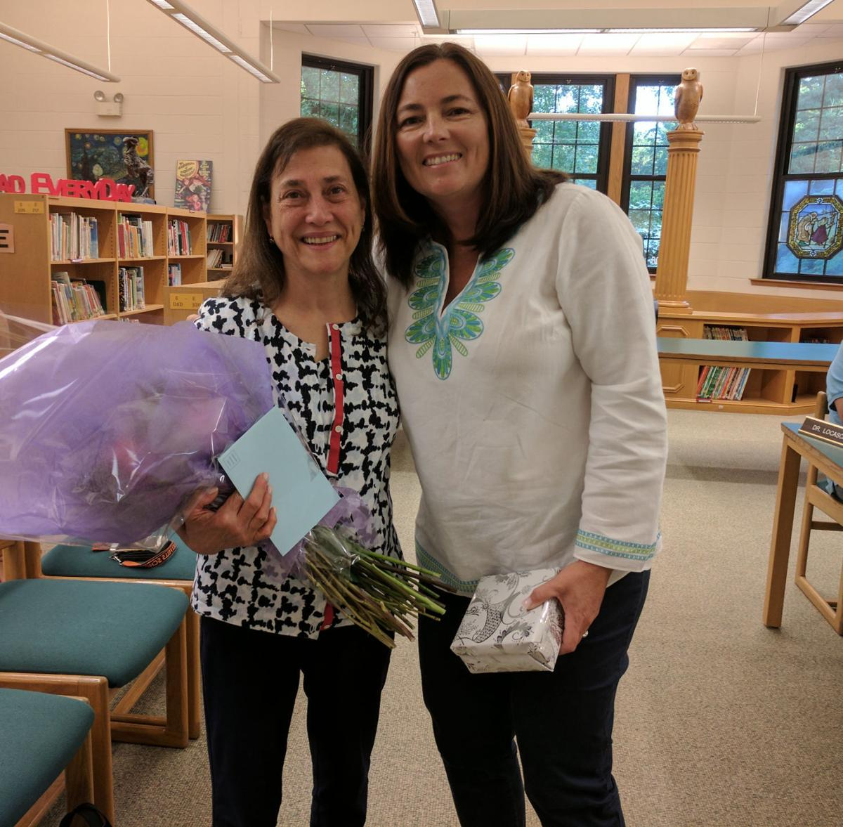 Essex Fells Nurse Honored