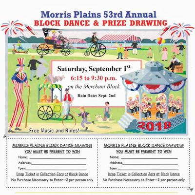 Morris Plains Block Party