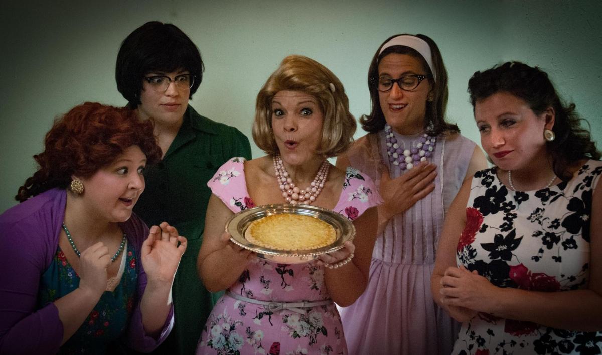 '5 Lesbians Eating a Quiche'