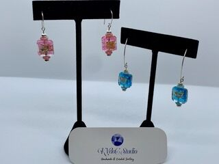Hand-crafted Earrings