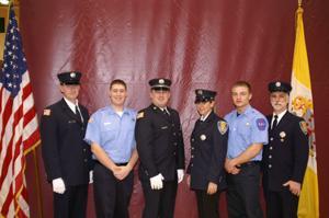 Verona firefighters graduate from Academy