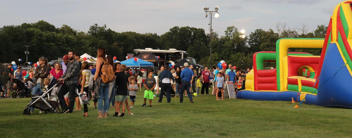 National Night Out Crowd