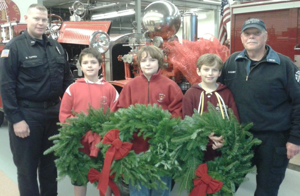 Holiday Gifts For Firefighters