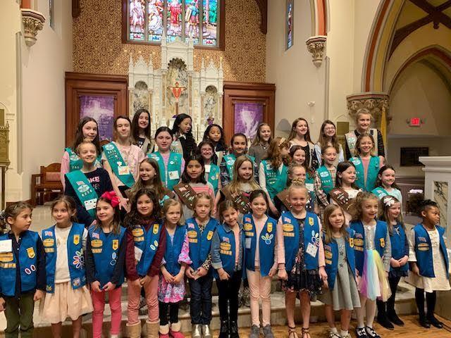 Scouts Mass
