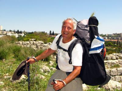 "Aryeh Green, Author of ""My Israel Trail"" to speak in Raritan Township"