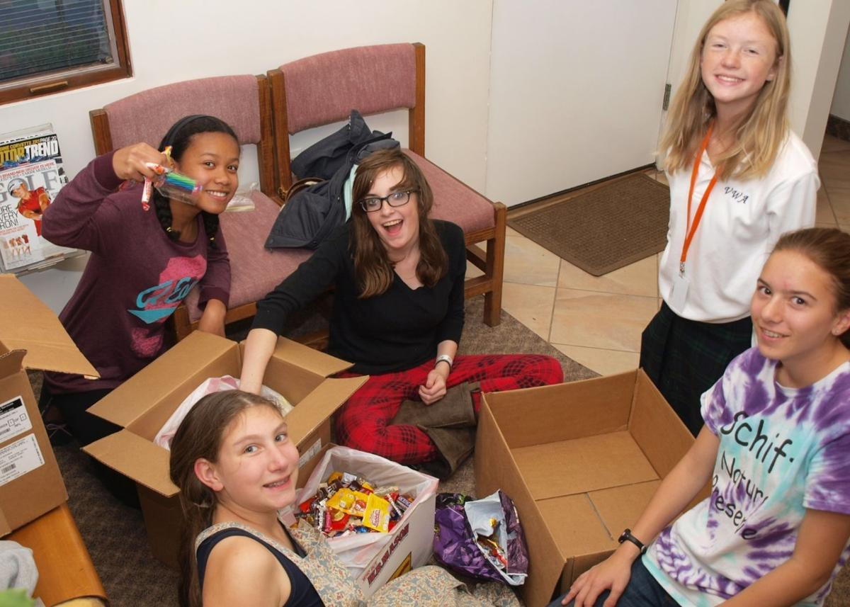 Mendham dentist sending hundreds of pounds of candy to troops ...