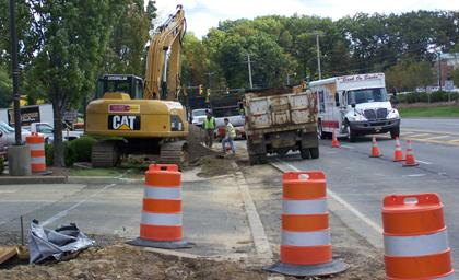 Good, bad and ugly of Route 206 work in Chester