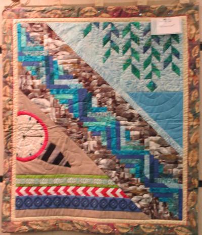'Pocahontas quilt