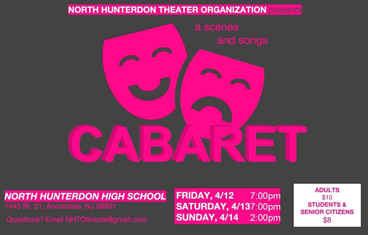 North Hunterdon Theatre Organization presents spring show starting on Friday, April 12