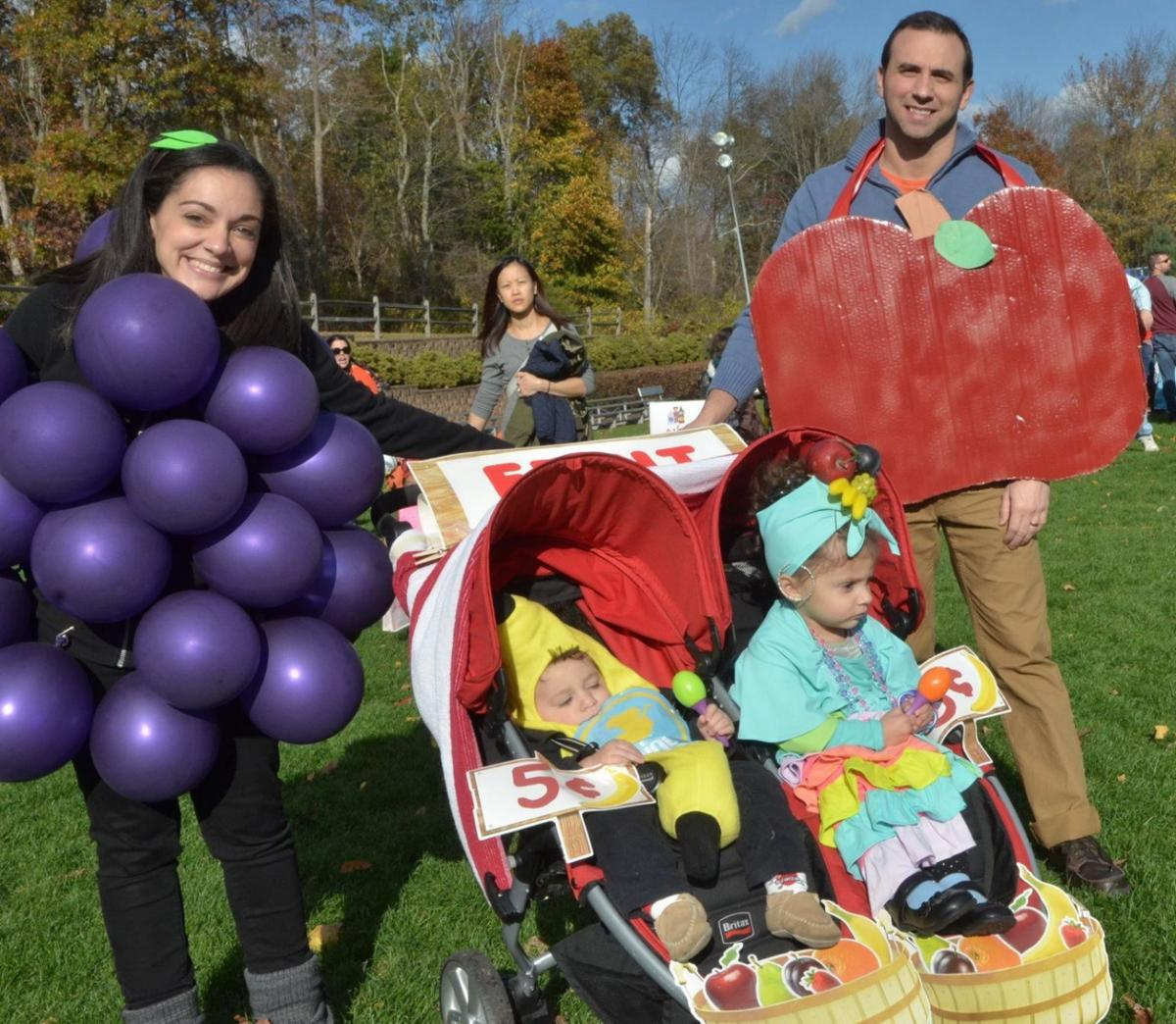 Long Hill Halloween Parade this Sunday, Oct. 22