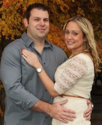 Michael Krupa and Elena Taylor