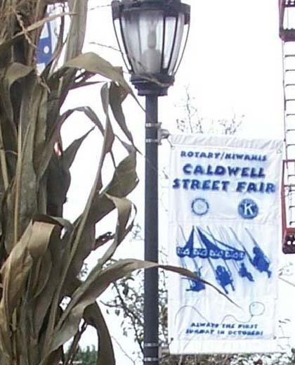 Caldwell Street Fair Set For Sunday