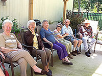 Briteside Adult Day Center Hosts an Open House and Fall Yard Sale