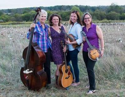 American roots music quartet A Little Bit Off to perform at Whittemore on Thursday, Aug. 20