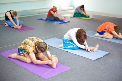 Fall Yoga at Somerset County Park Commission Headquarters