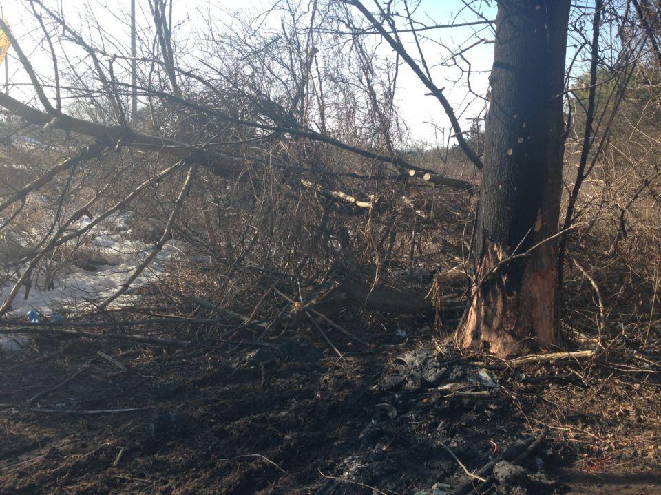 Roseland 280 crash