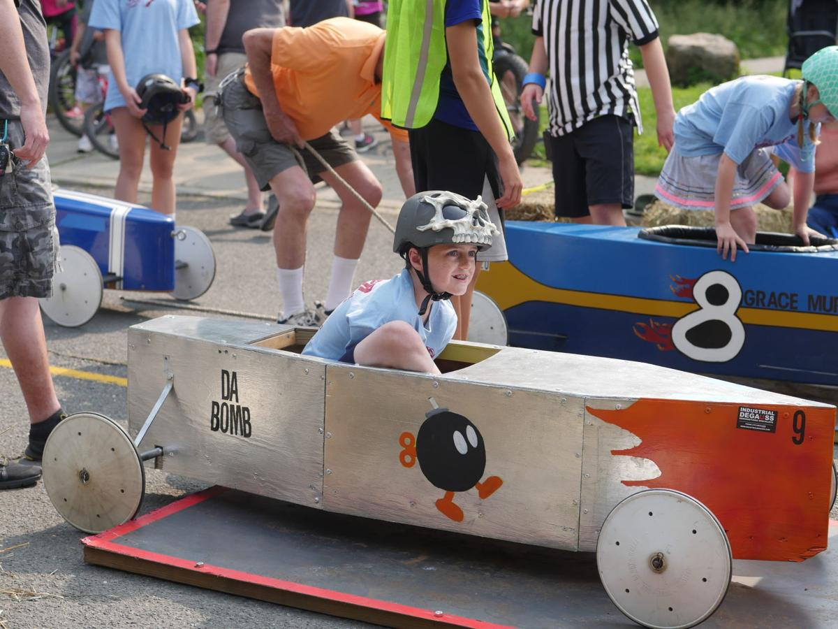 High Bridge Soap Box Derby rolls again down Main Street
