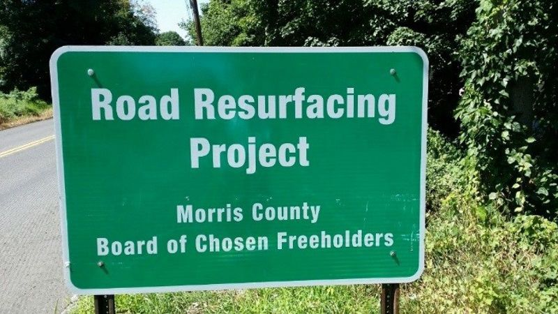 County Road Projects